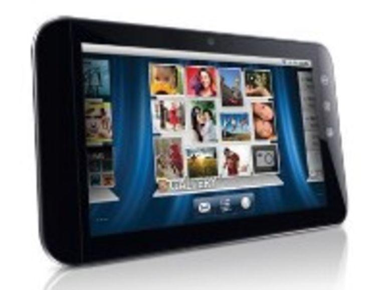 Le Dell Streak 7 pouces, tablette Android 2.2, sort aujourd'hui