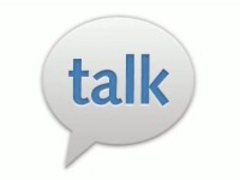 Chat vidéo dans Google Talk avec Android 2.3.4
