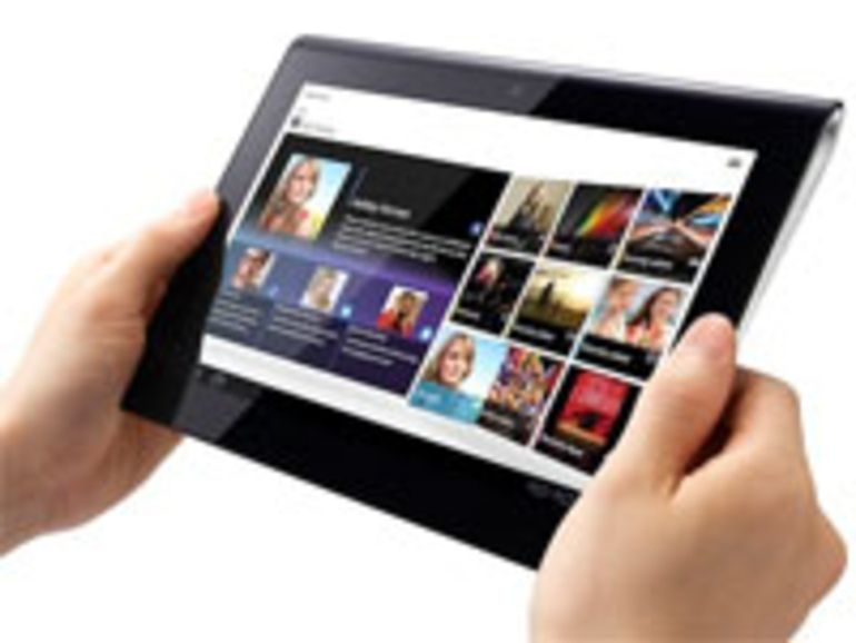 Sony officialise ses tablettes S1 et S2 sous Android 3.0