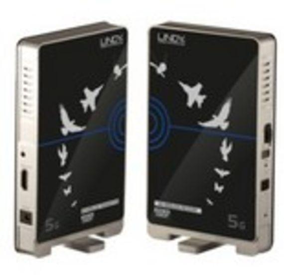Un extender HDMI sans fil par Lindy