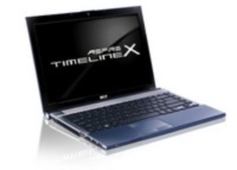 Acer présente ses nouveaux notebooks Acer TimelineX et Ethos