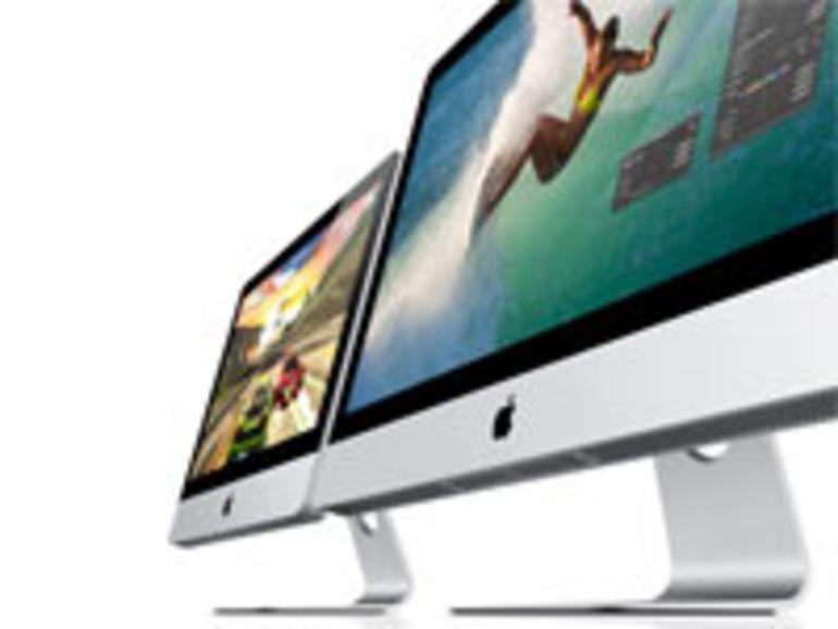 Apple présente sa nouvelle gamme d'iMac dotés du Thunderbolt