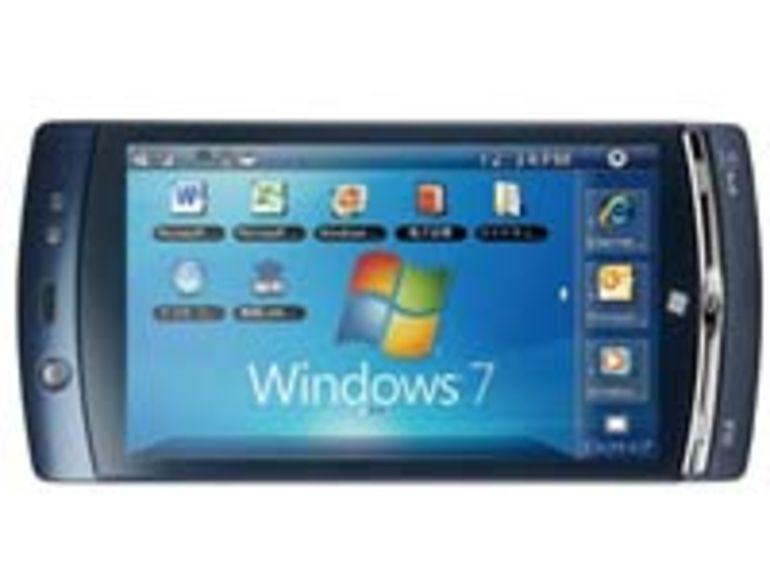 Fujitsu et NTT DoCoMo lancent le premier smartphone dual boot Symbian-Windows 7