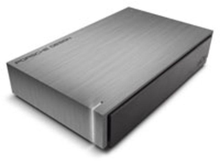 P9220 et P9230 : nouvelles séries de disques durs externes pour Lacie et Porshe Design