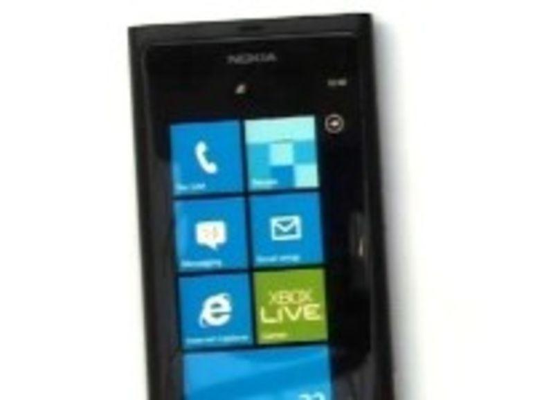 « Sea Ray » : le premier Nokia Windows Phone un peu dévoilé