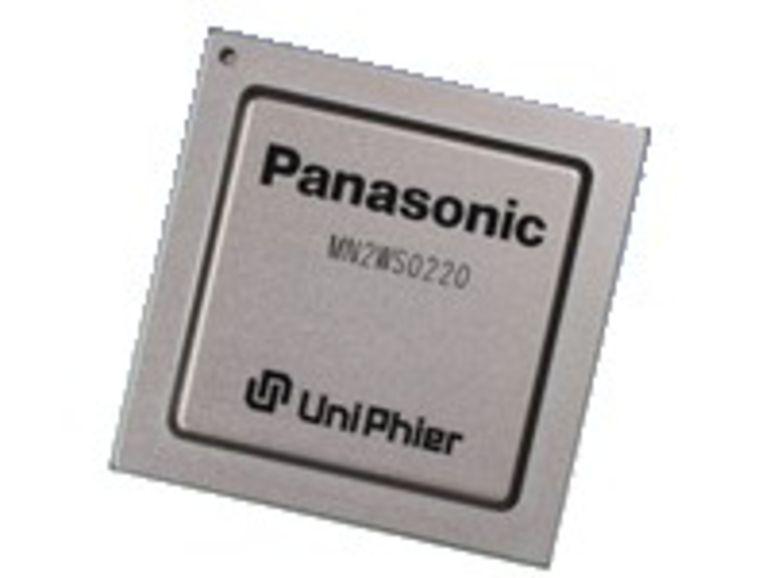 Panasonic introduit des puces double coeur dans ses TV
