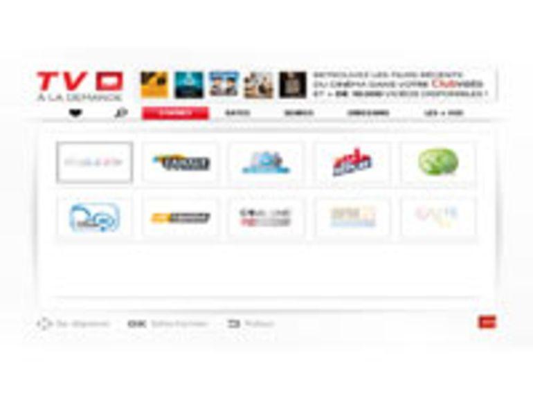 SFR enrichit l'offre TV de sa neufbox