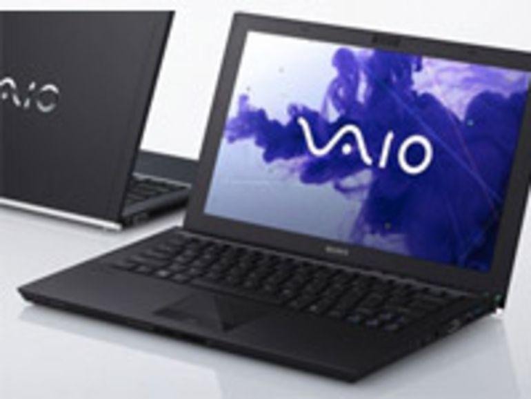Le Vaio Z, « portable ultime » de Sony, en approche