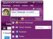 Yahoo ! Messenger 11 version finale à télécharger