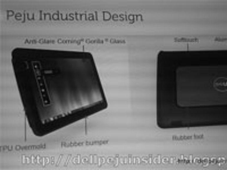 Peju : la tablette 10 pouces de Dell ?