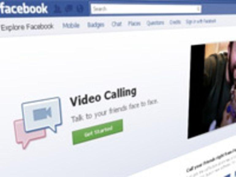 Facebook intègre le chat vidéo avec Skype