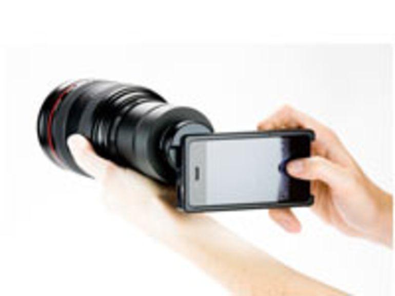 Transformer son iPhone en Reflex