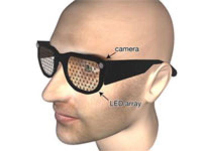 Recherche : des lunettes bioniques au service des malvoyants
