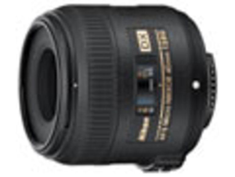 Nikon lance une optique macro 40 mm pour sa gamme DX