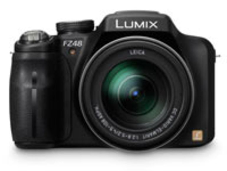 Lumix FZ48 : le nouveau bridge zoom 24x de Panasonic
