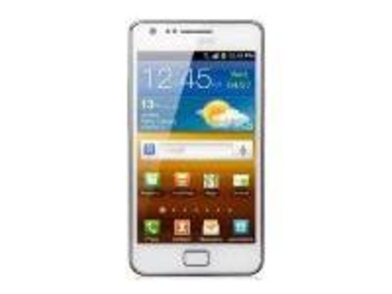 Le Samsung Galaxy S2 se voit décliné en blanc