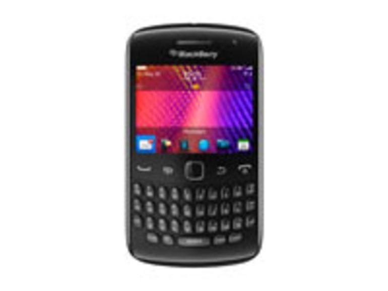 RIM lance BlackBerry OS 7 sur ses 3 nouveaux Curve