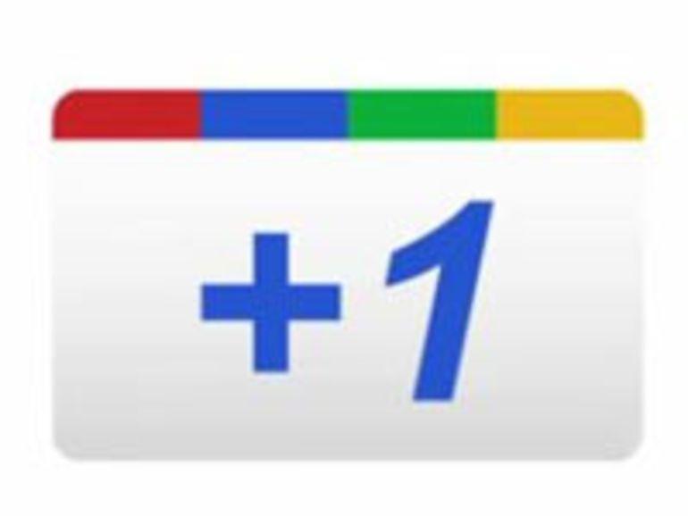 Google associe son bouton « +1 » à Google+