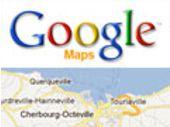 La pluie et le beau temps dans Google Maps