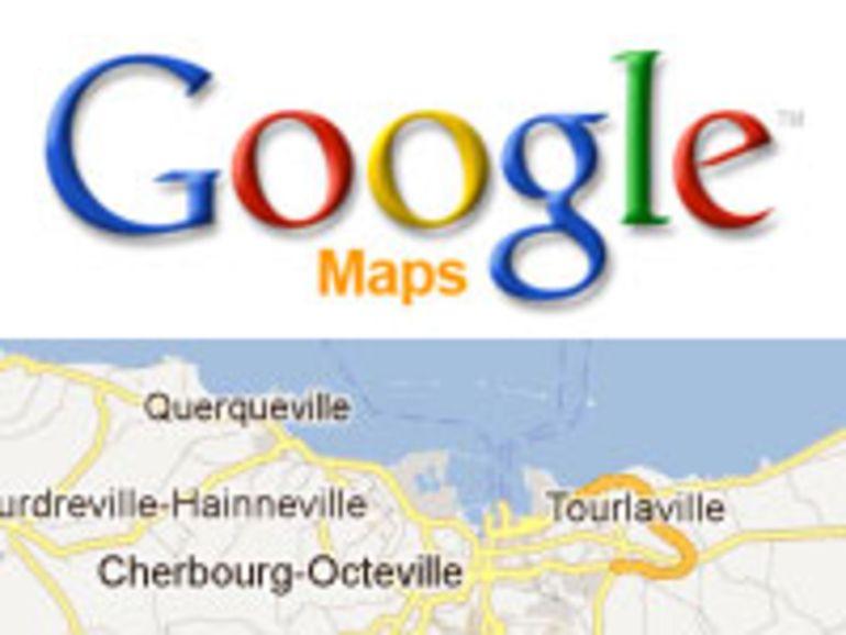 Google Map Maker disponible en France