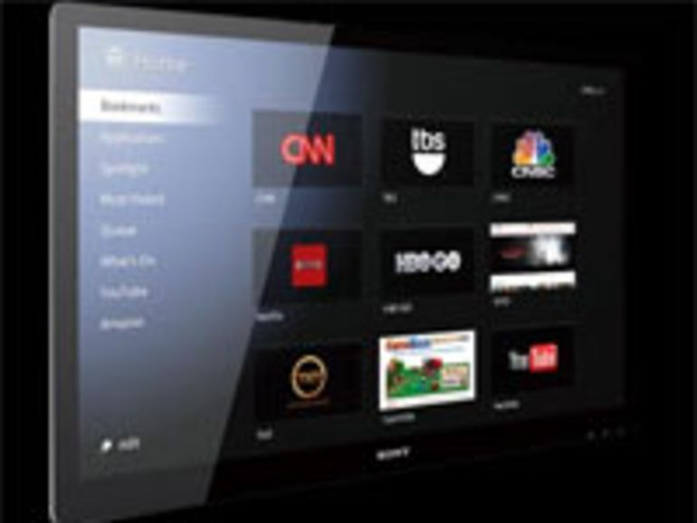 Google TV disponible en 2012 en Europe
