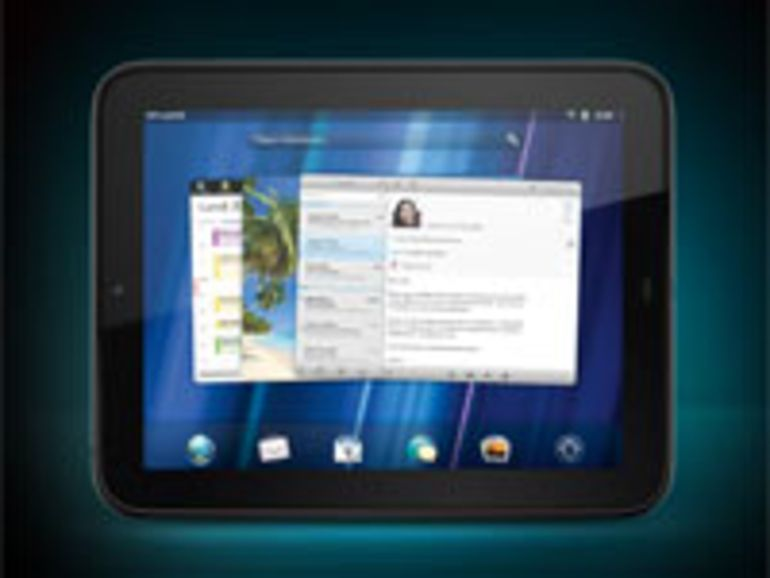 HP brade sa tablette TouchPad