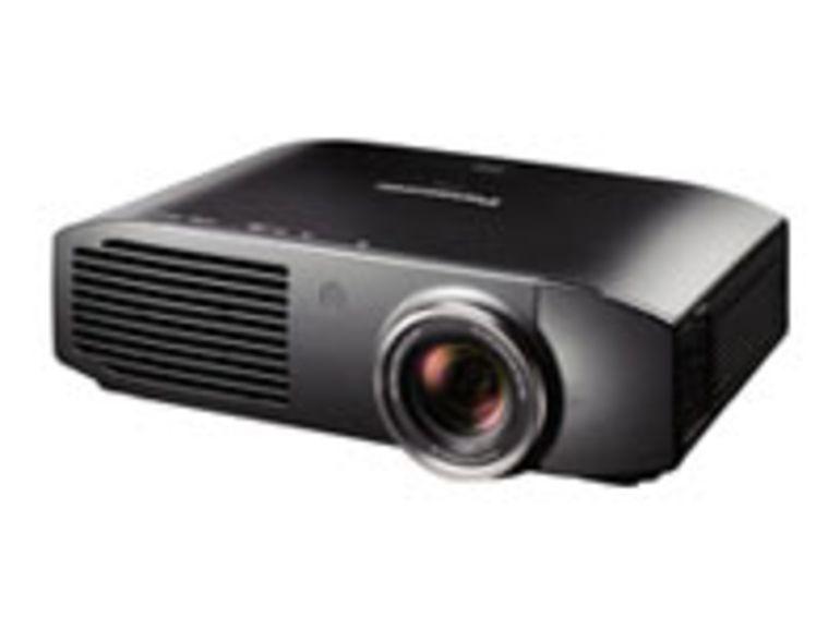 PT-AT5000 : le premier vidéoprojecteur Full HD 3D de Panasonic