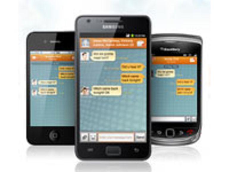 ChatON va être déclinée pour iOS et BlackBerry