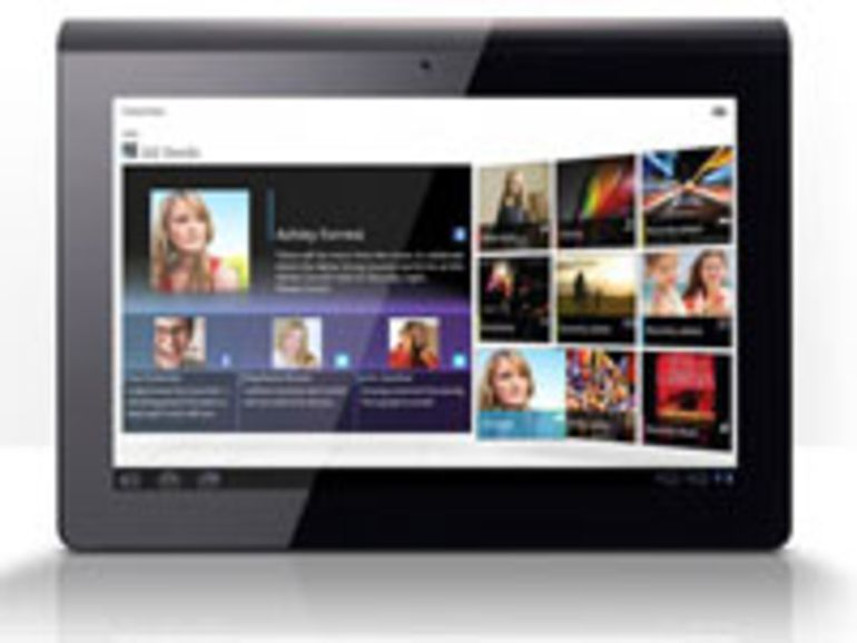 Sony officialise ses Tablet S et Tablet P sous Android