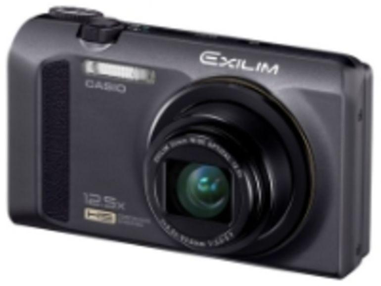Démo du Casio EXILIM EX-ZR100
