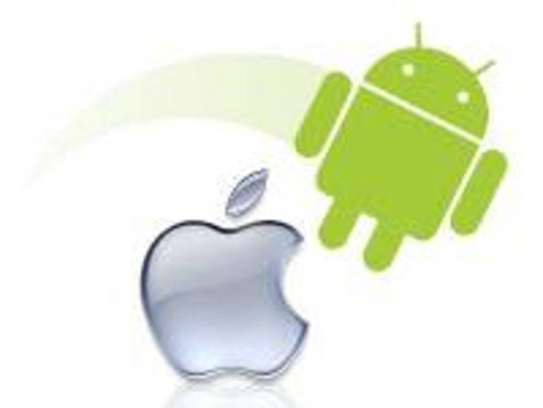 Guerre des brevets : vers un procès entre Apple et Google ?
