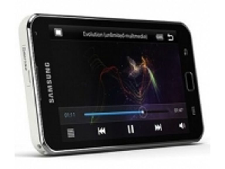 Démo de la Samsung galaxy S Wifi 5.0