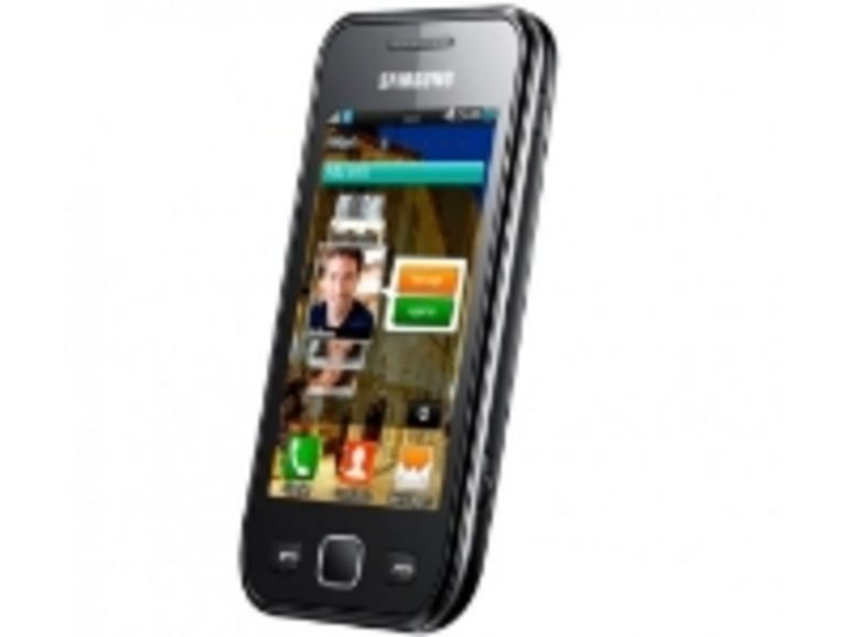 Démo produit : Samsung Wave 575