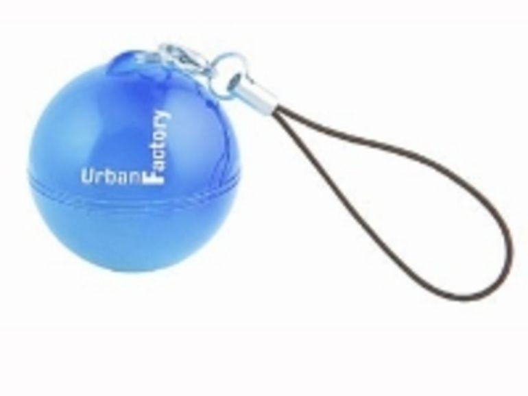 Démo produit : Urban Factory Urban Music Ball