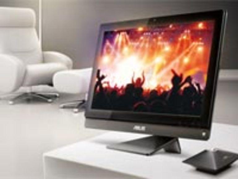 Trois nouveaux PC tout-en-un tactiles chez Asus
