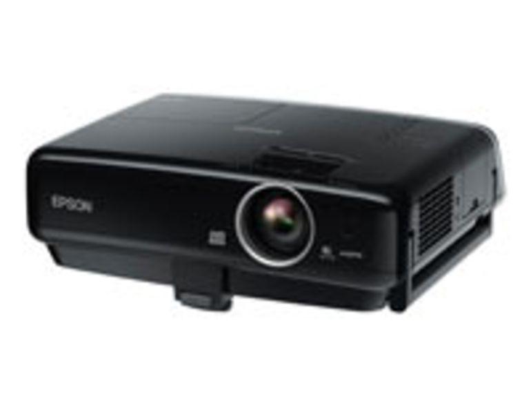 IFA 2011 - Epson présente son vidéoprojecteur HD pour iPod, iPhone et iPad