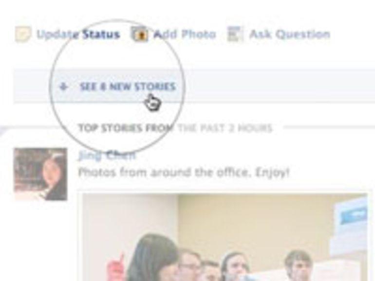 Facebook modifie son fil d'actualités