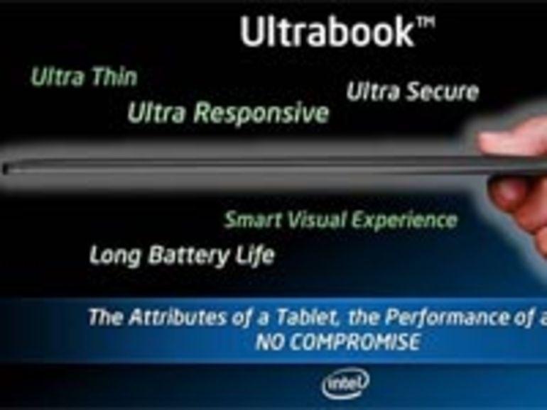 Ultrabook : HP et Dell en piste fin 2011 début 2012