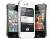 Apple a tiré les ventes de smartphones au quatrième trimestre 2011