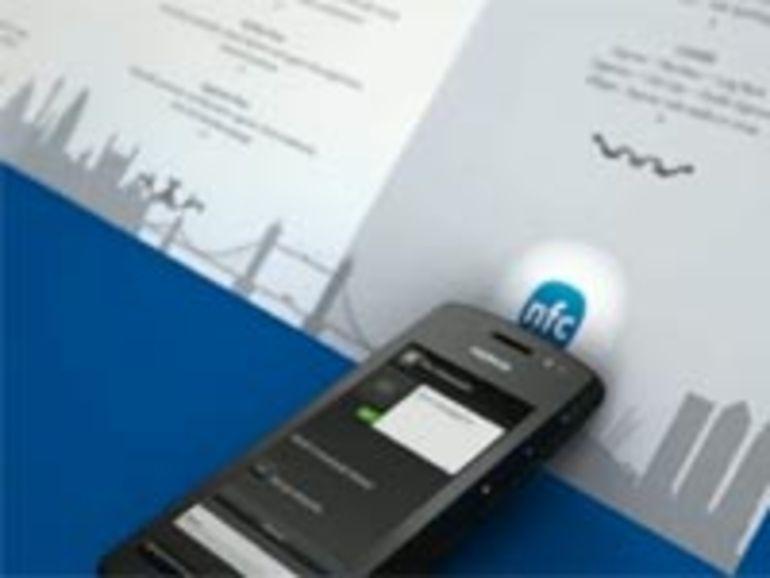 La technologie NFC présente sur tous les prochains smartphones Symbian