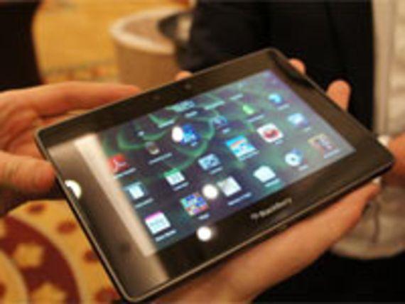 Le système BlackBerry PlayBook OS 2.0 présenté le 21 février ?