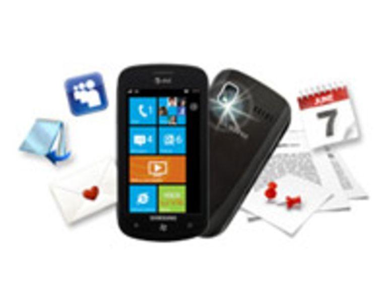 Samsung lâcherait déjà Windows Phone 7