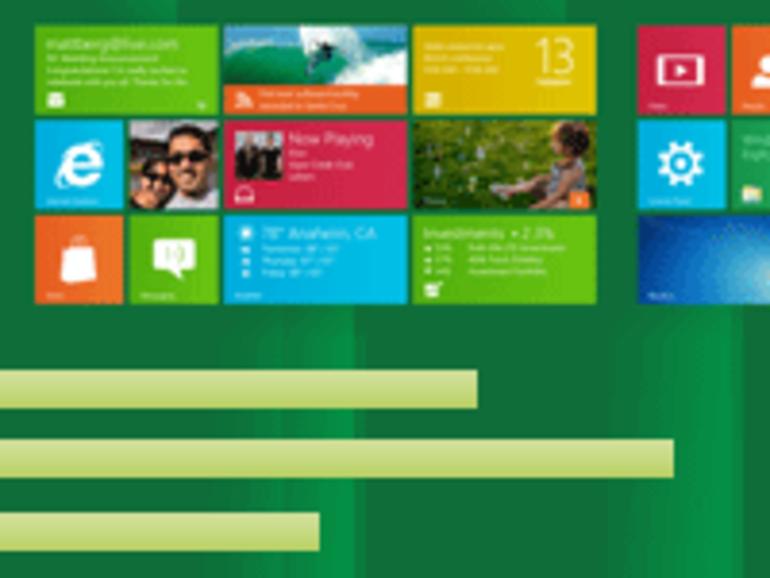 Windows 8 plus performant que Windows 7 sur les premiers tests
