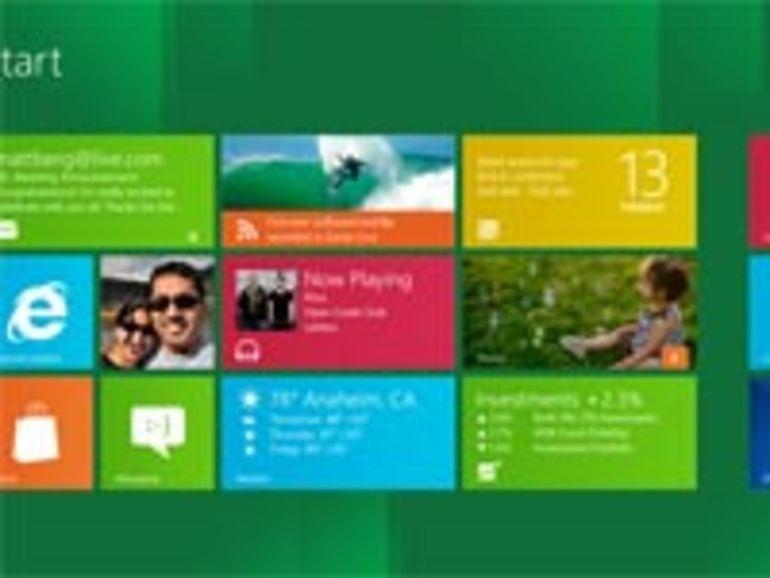 Windows 8 signe-t-il la fin du bouton Démarrer ?