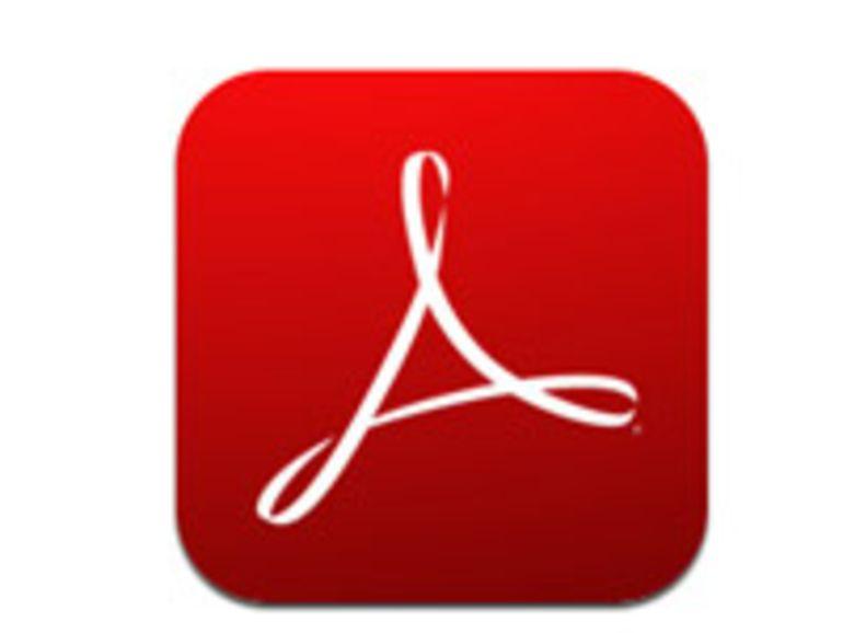 Adobe Reader enfin sur iOS