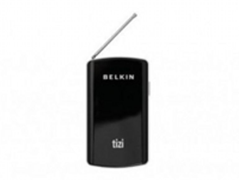 Démo du Belkin Tizi Mobile TV