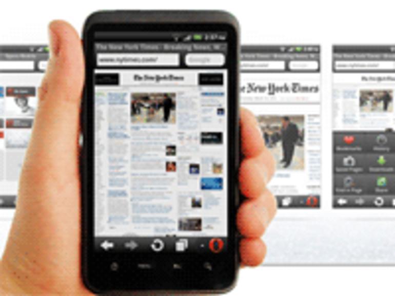 Opera Mini : les chiffres impressionnants de l'internet Mobile