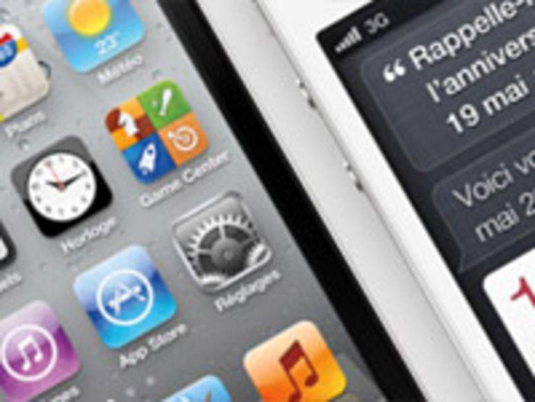 L'iPhone 4S coûterait 188 dollars à produire