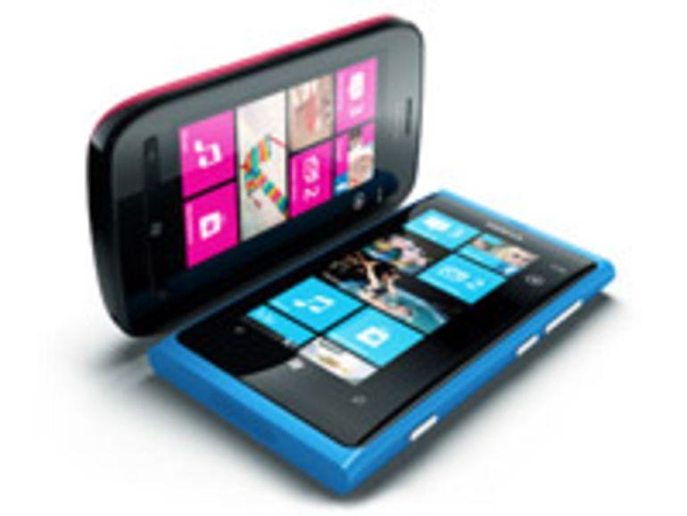 Lumia 710 et 800 : les deux premiers Windows Phone de Nokia