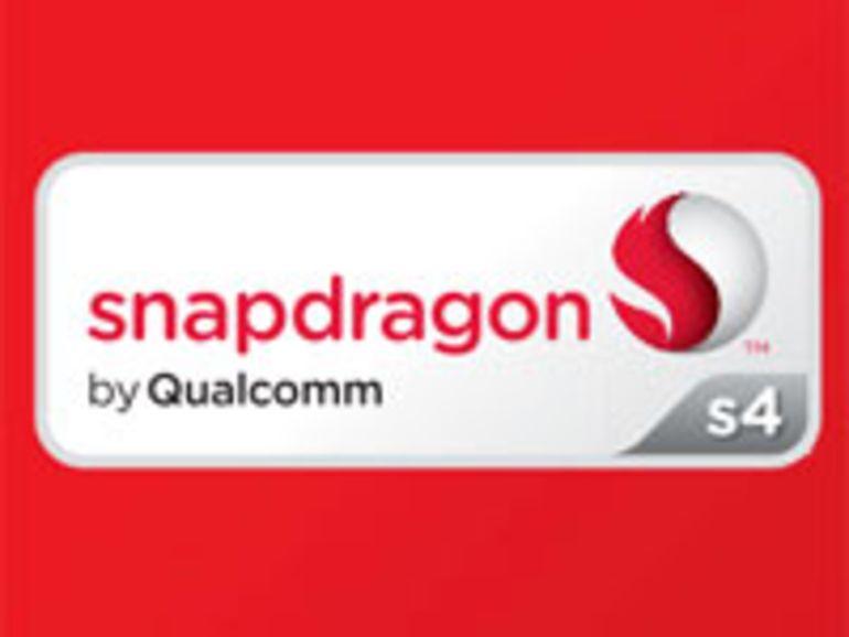 Qualcomm livre les détails sur son processeur S4
